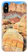Capitol Reef Sunset IPhone Case