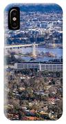 Carillon - Canberra - Australia IPhone Case