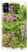 Castle Gardens IPhone Case