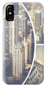 Collage Of Chicago  IPhone Case