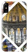 Collage Of Istanbul  IPhone Case