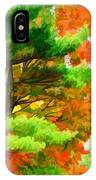 3 Colors Of The Nature 1 IPhone Case