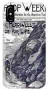 Dime Novel, 1897 IPhone Case