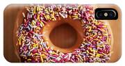 Donut And Sprinkles IPhone Case