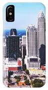Downtown Charlotte IPhone Case