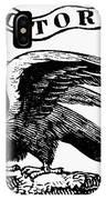 Eagle, 19th Century IPhone Case
