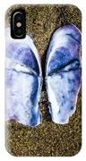 Fallen Butterfly IPhone Case