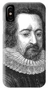 Francis Bacon, English Polymath IPhone Case