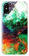 Gaia Symphony IPhone Case