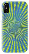 Grunge Swirl IPhone Case