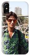 Harpal Singh Jadon IPhone Case