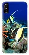 Hawaiian Reef Scene IPhone Case