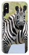 3 In A Row IPhone Case