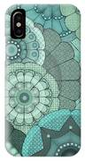 Just Flowers IPhone Case