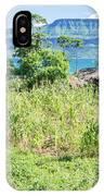 Landscape At The Lake Malawi IPhone Case