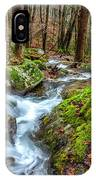 Little Laurel Branch IPhone Case