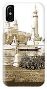 Louisiana Monument, 1904 World's Fair IPhone Case