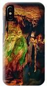 Marble Cave Crimea IPhone Case