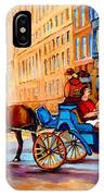 Montreal Paintings IPhone Case