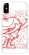 Mr Redhair Serie IPhone Case