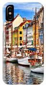 Nyhavn IPhone Case