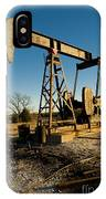 Oil Rig IPhone Case