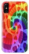Rainbow Love IPhone Case