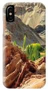 Ruins Basgo Monastery Leh Ladakh Jammu And Kashmir India IPhone Case
