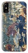 Rust Closeup  IPhone Case