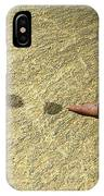 Snail Trail IPhone Case
