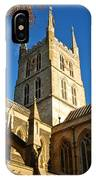 Southwark Cathedral IPhone Case