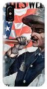 Spanish-american War, 1898 IPhone Case