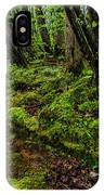 Spring Along Elk River IPhone Case