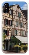 Streets Of Colmar IPhone Case