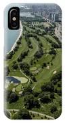Sydney R. Marovitz Golf Course  IPhone Case