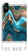 The Blue Bed Dream IPhone Case