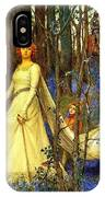 The Fairy Wood Henry Meynell Rheam IPhone Case