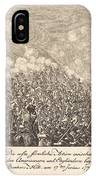 The History Of The United States IPhone Case