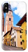 Town Of Kastelruth Street View IPhone Case