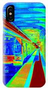 Train Station Series IPhone Case