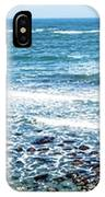 Usa California Pacific Ocean Coast Shoreline IPhone Case
