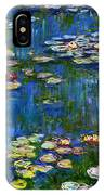 Water Lilies 1916 IPhone Case