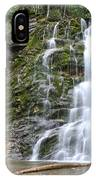 Waterfall, Quebec IPhone Case