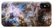 30 Doradus - Tarantula Nebula 8  IPhone X Case