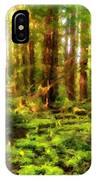 G H Landscape IPhone Case