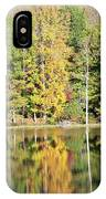 3007-fall Waterscape IPhone Case