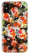 Divine Blooms IPhone Case
