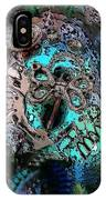 Abstract Orgone IPhone Case