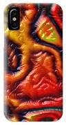 Alien Skin IPhone Case