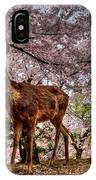 Nara Japan IPhone Case